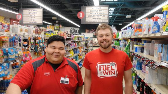 Co-op Grocery Team Members