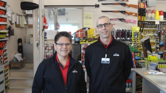 Tofino Co-op Hardware Staff